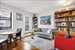 186 West 80th Street, 8M, Living Room