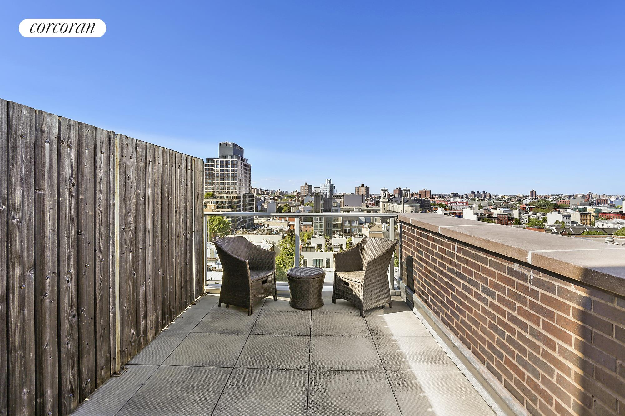 238 Saint Marks Avenue, 4D, Large Living room with Balcony