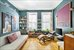 400 Lincoln Place, 1H, Living Area/ Bed Room