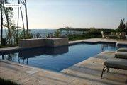 New Construction With Water Views, Sunsets and Waterside Pool, Sag Harbor