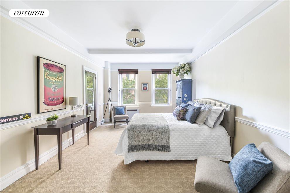 Comfortable and Roomy Floorplan
