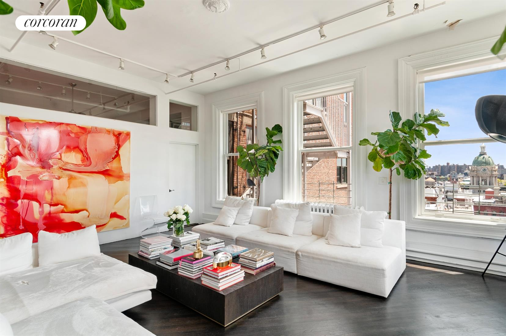 Corcoran 476 Broadway Apt 10m Soho Nolita Real Estate Manhattan