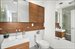 333 East 109th Street, 7C, Stylish spa bathroom.