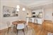 31 West 82nd Street, PARLOR, Dining into Open Kitchen