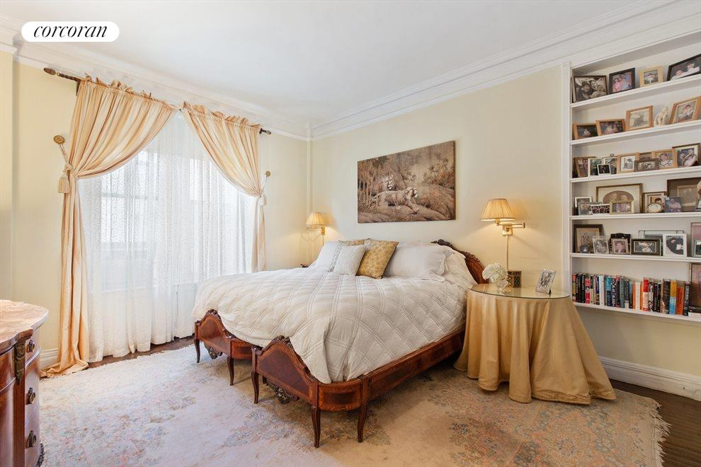 New York City Real Estate | View 955 Park Avenue, #7E | Master Bedroom