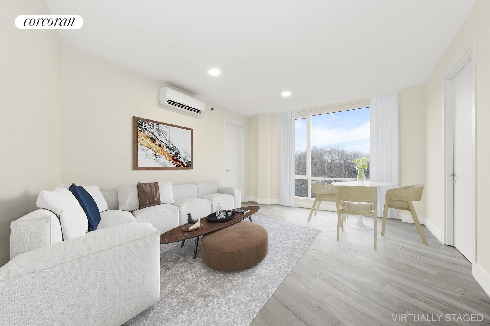 631 East 18th Street, 3D, Bedroom
