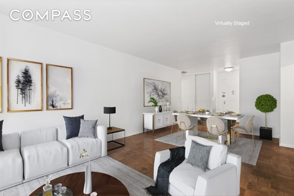 New York City Real Estate | View West End Avenue | 1 Bed, 1 Bath