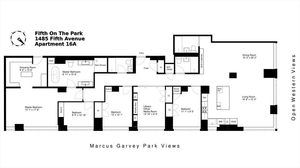 1485 Fifth Avenue Mt. Morris Park New York NY 10035