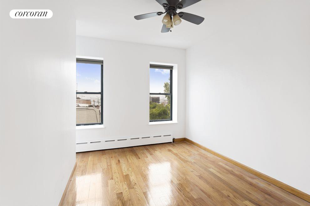 New York City Real Estate | View 592 5th Avenue, #3 | Spacious bedrooms