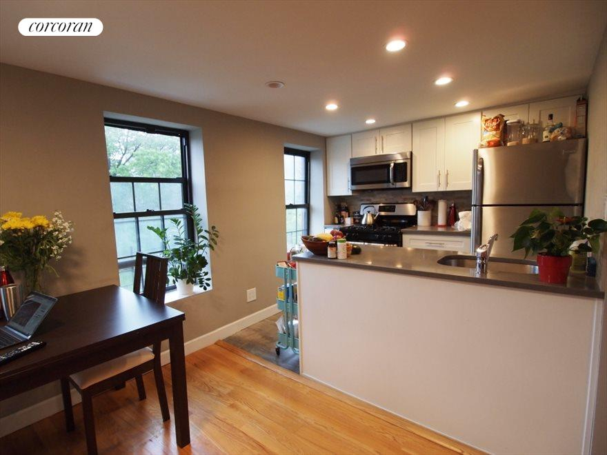 New York City Real Estate | View 712 Lafayette Avenue, #4 | 2 Beds, 1 Bath