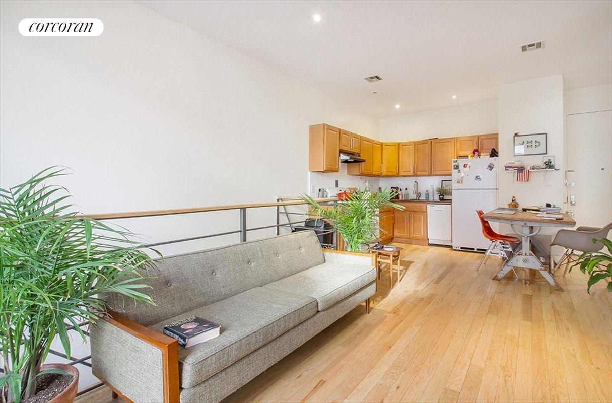 369 Harman Street, 1C, Living Room