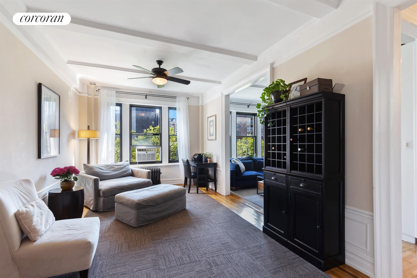 150 West 95th Street, 7C, Living Room