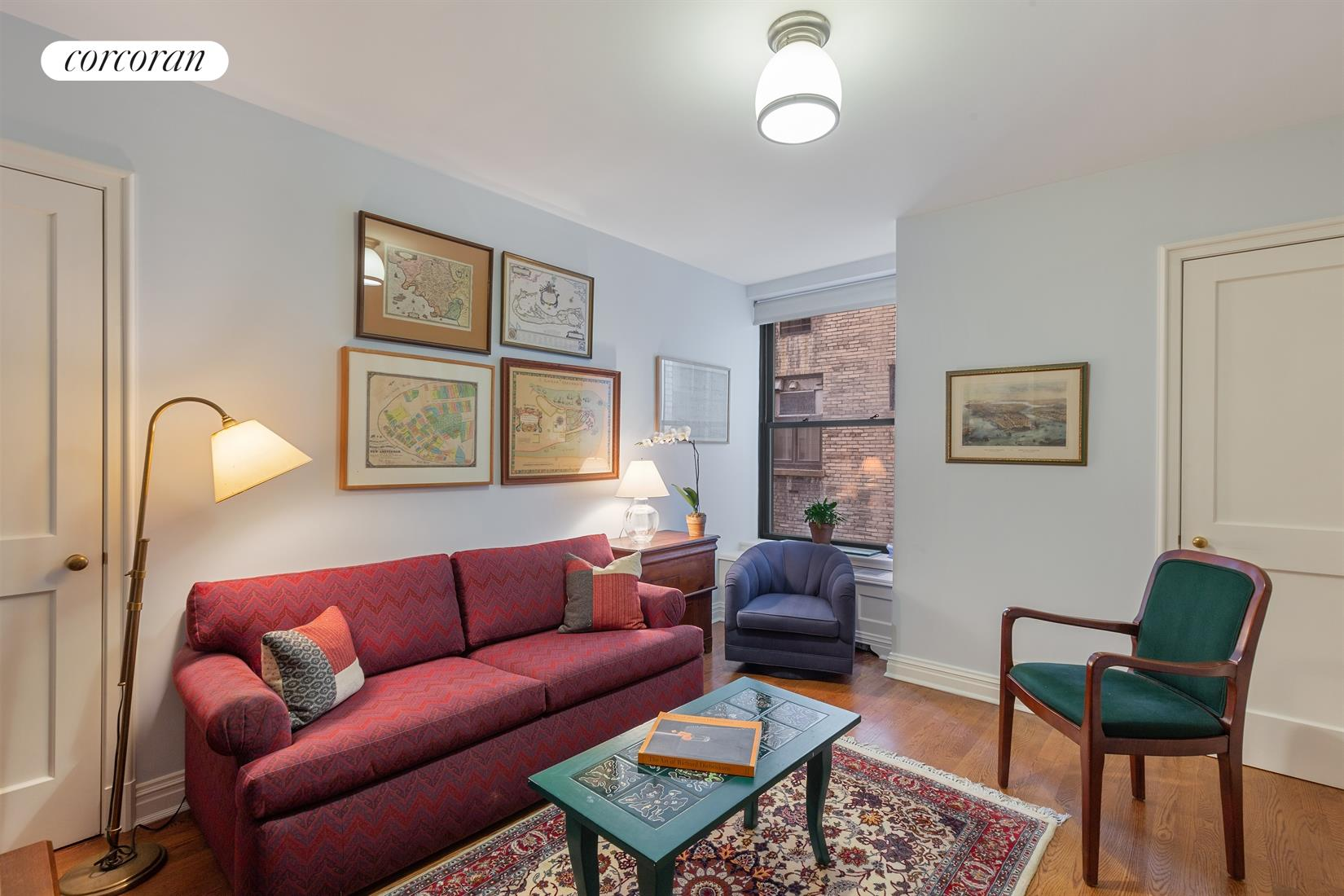955 Lexington Avenue, 6-7A, Living Room