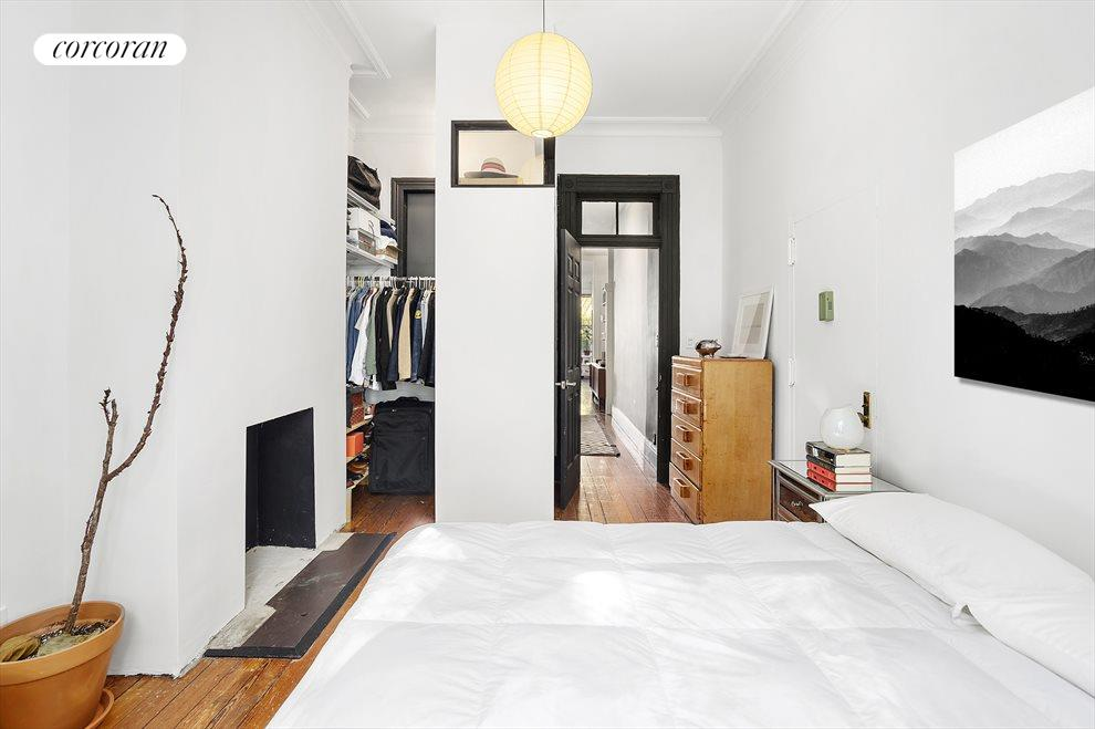 New York City Real Estate | View 100 Newel Street, #1L | King Size Bedroom