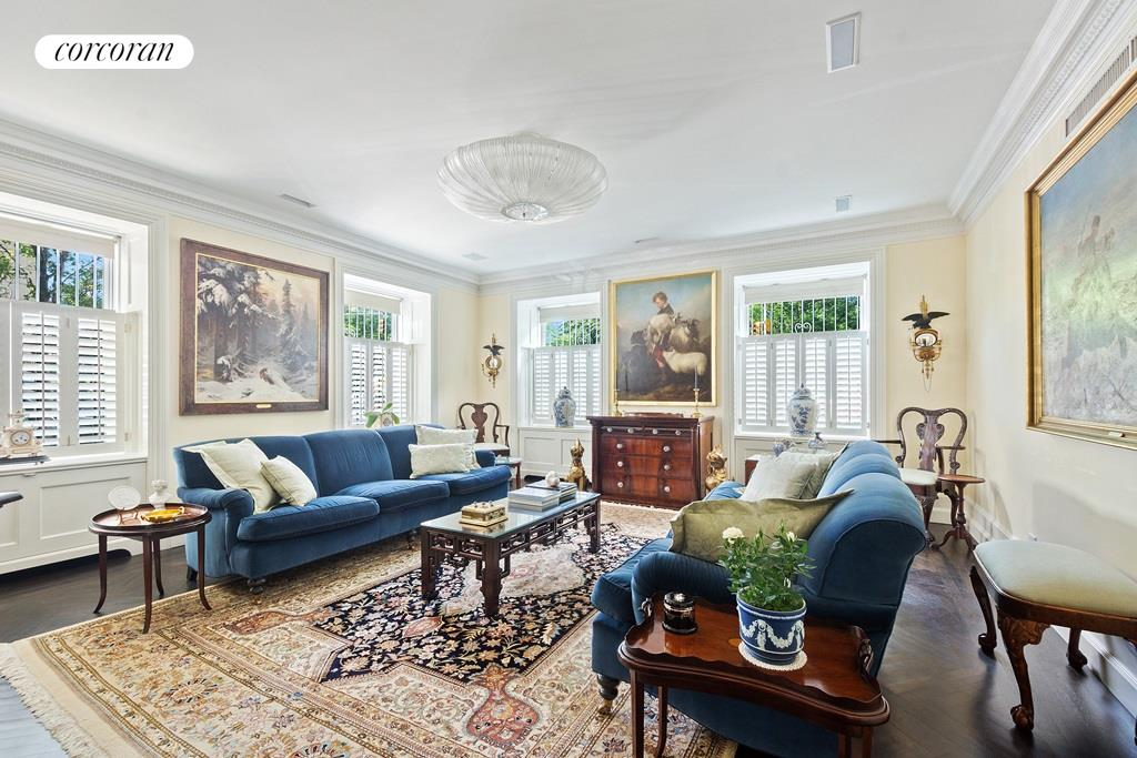 1040 Fifth Avenue, 1A, Living Room