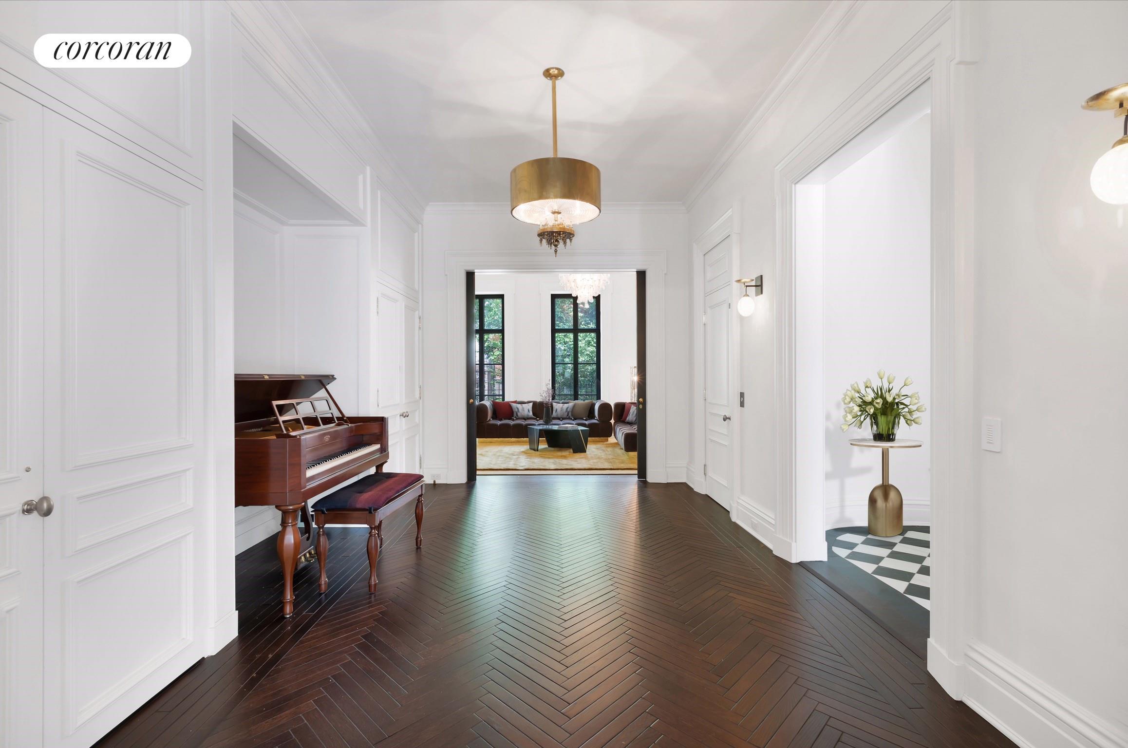 14 Saint Lukes Place W. Greenwich Village New York NY 10014