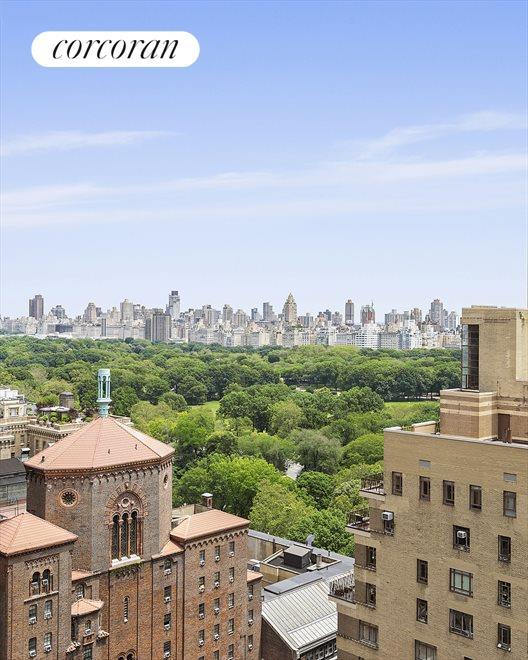 Direct Central Park Views
