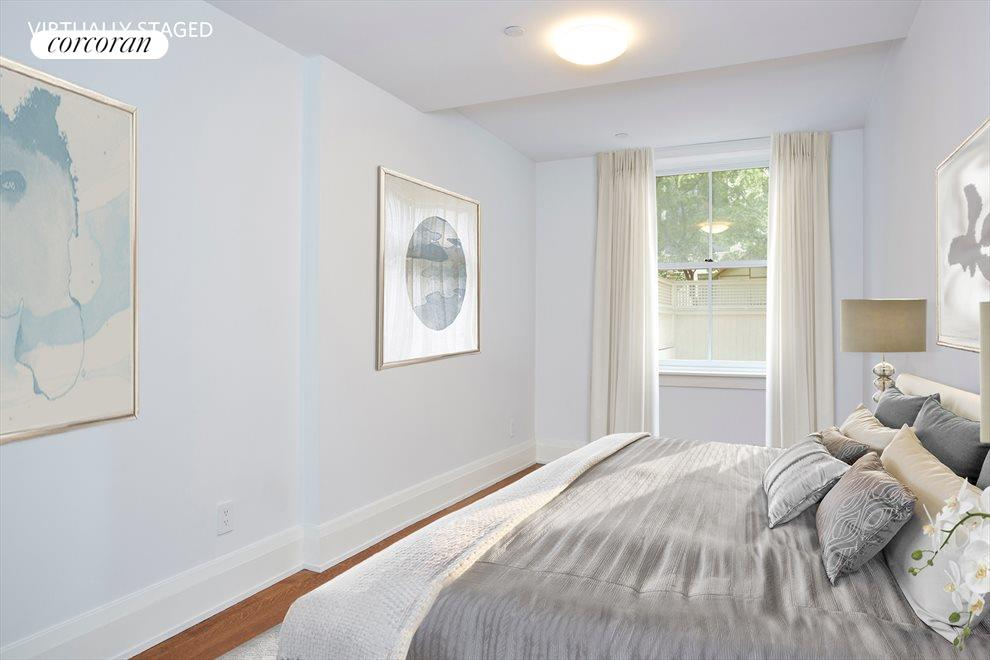 New York City Real Estate | View 17 West 87th Street, #2 | Virtually Staged Bedroom