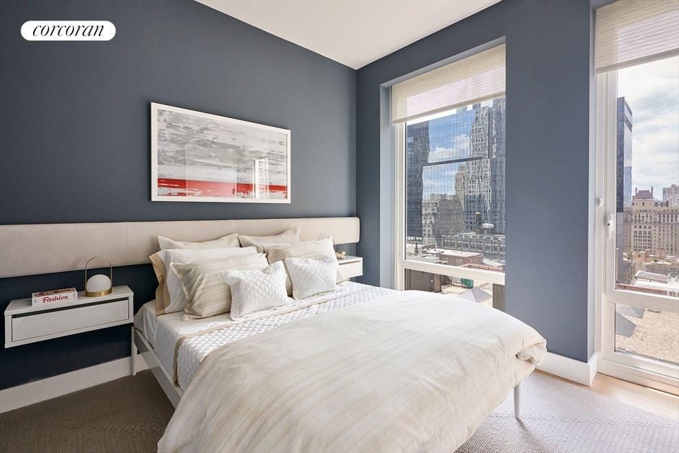 New York City Real Estate | View 15 West 61st Street, #10F | 2 Beds, 2 Baths