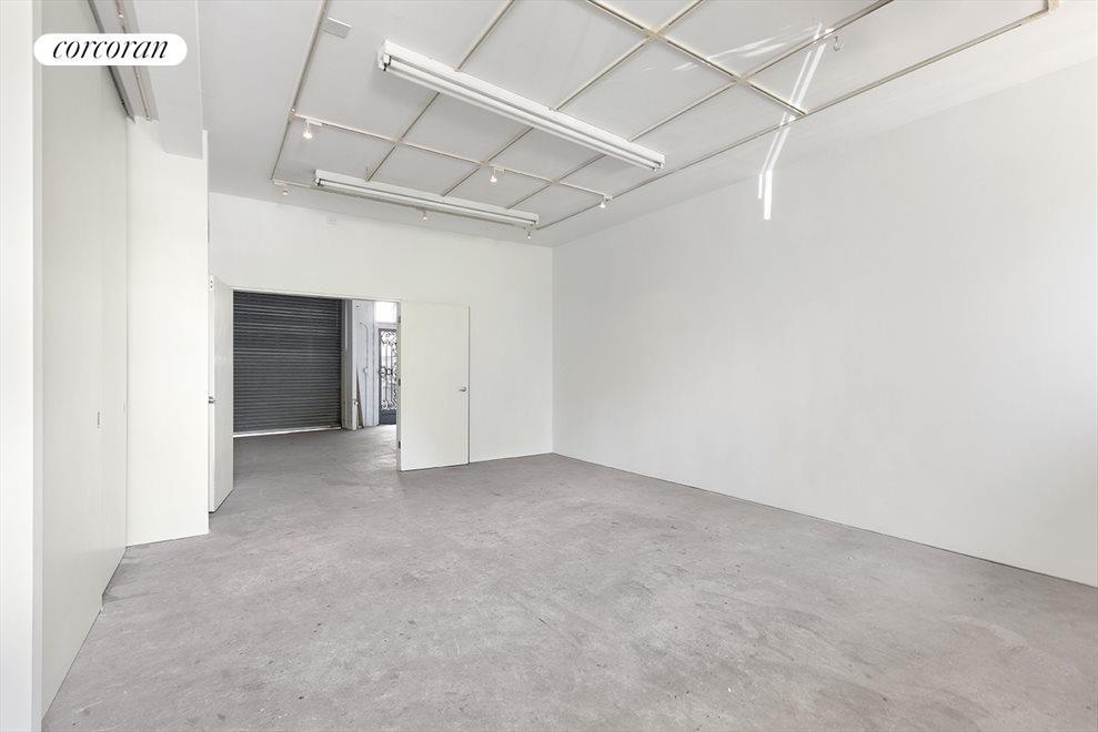 Garage and Studio Space