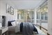 425 East 13th Street, D, Bedroom