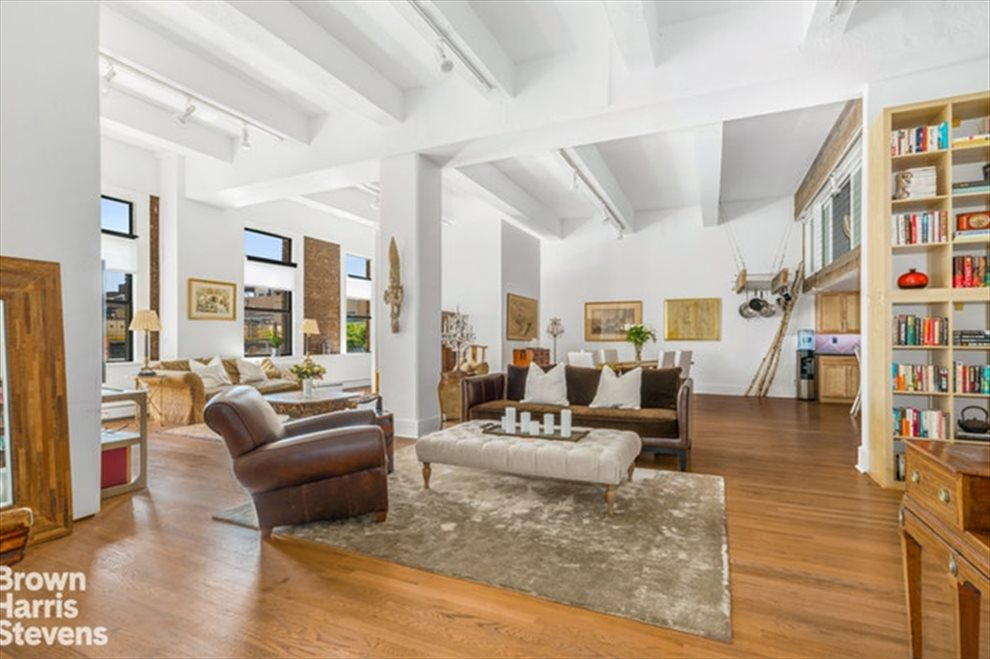 New York City Real Estate | View West 42nd Street | 3 Beds, 2 Baths