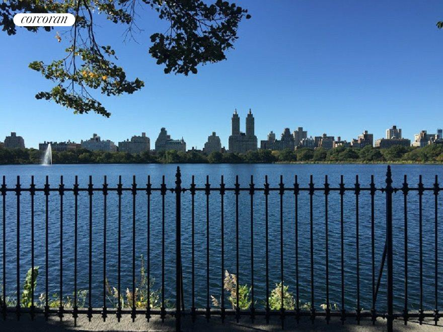 Glories of Central Park Easy to Reach