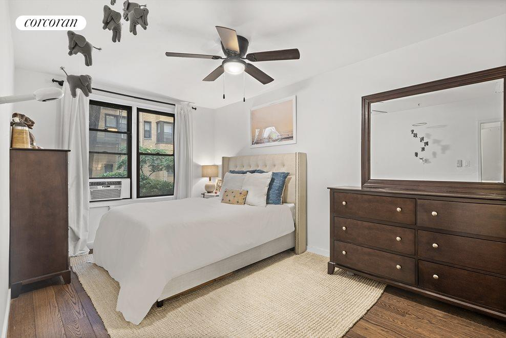 Spacious Bedroom with Walk-In Closet!