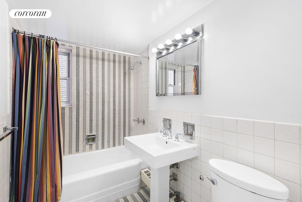 1 of 2 full  bathrooms