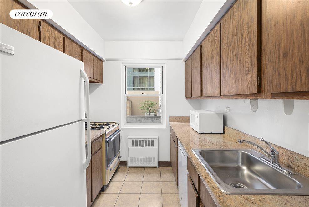 Windowed Kitchen- Needs updating