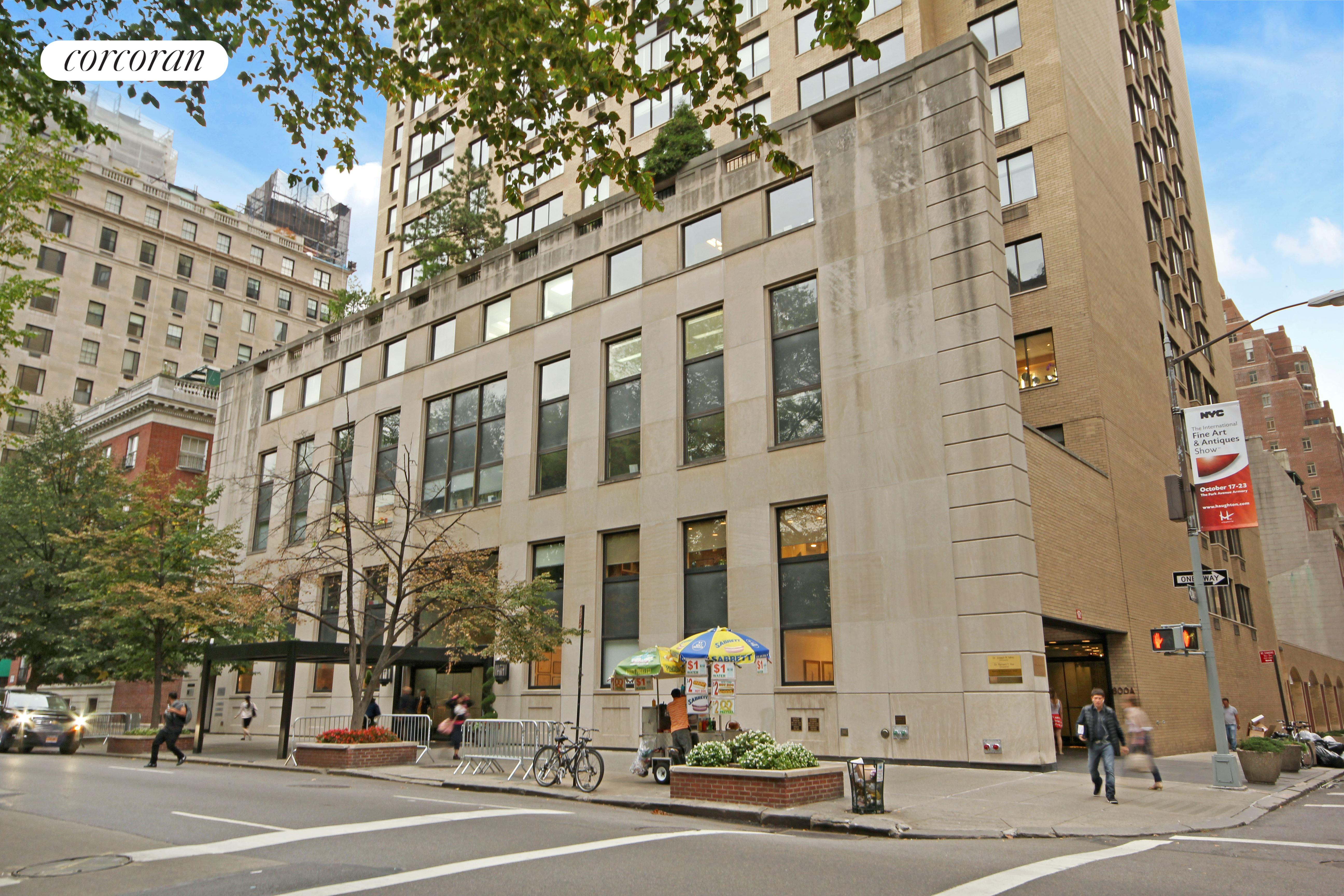 800B Fifth Avenue, GF & Basem, Building Exterior