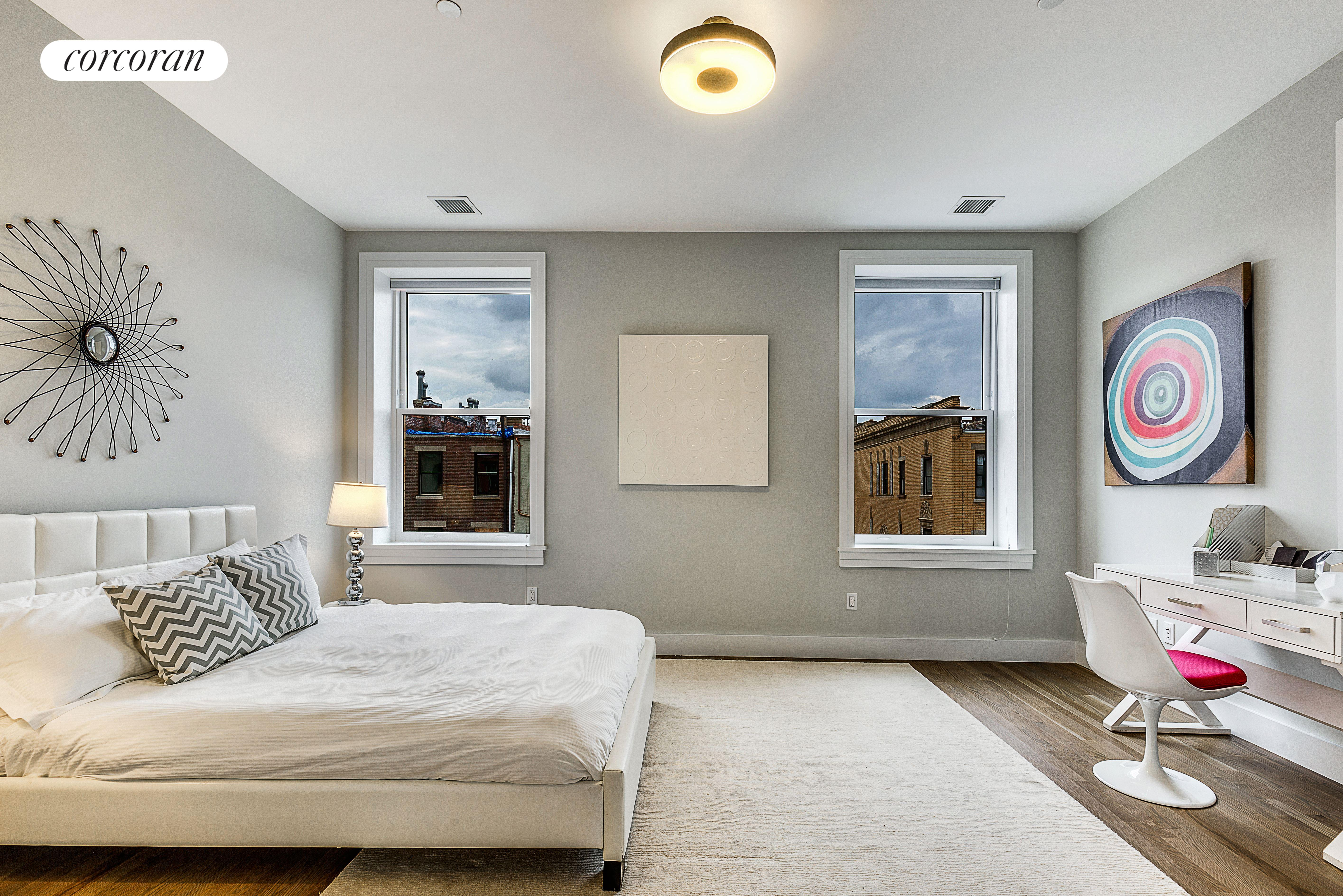 250 West 139th Street, Living Room
