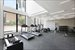 287 EAST HOUSTON ST, MAISONETTE, Bright, windowed fully equipped fitness room