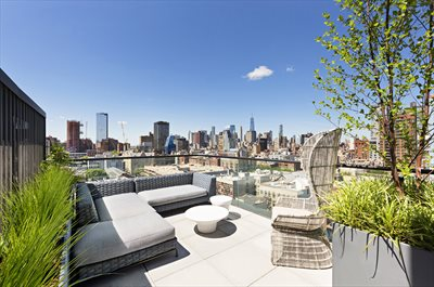New York City Real Estate | View 287 EAST HOUSTON ST, #7A | Stunning North, South and West open city views