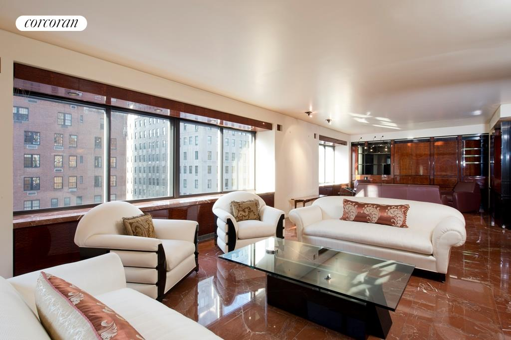 733 Park Avenue, 10FL, Living Room