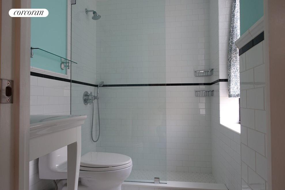 New Bath with Stall Shower