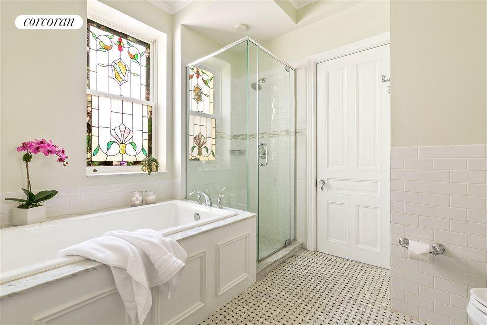 Mater bathroom