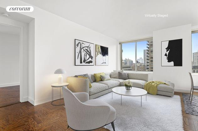 200 Riverside Blvd, Apt. 19G, Upper West Side