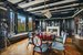 50 Central Park West, 4AD, Dramatic Formal Dining Room w/ Park Views