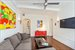 457 West 57th Street, 306, Living Room