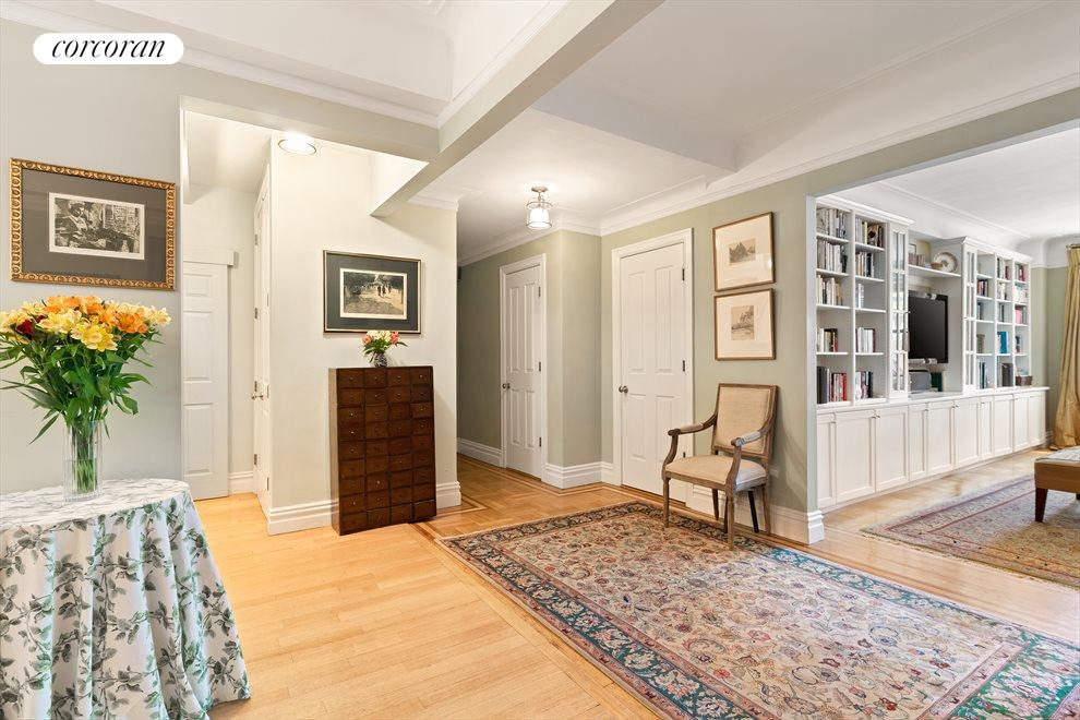 New York City Real Estate | View 221 West 82nd Street, #2G | Center foyer