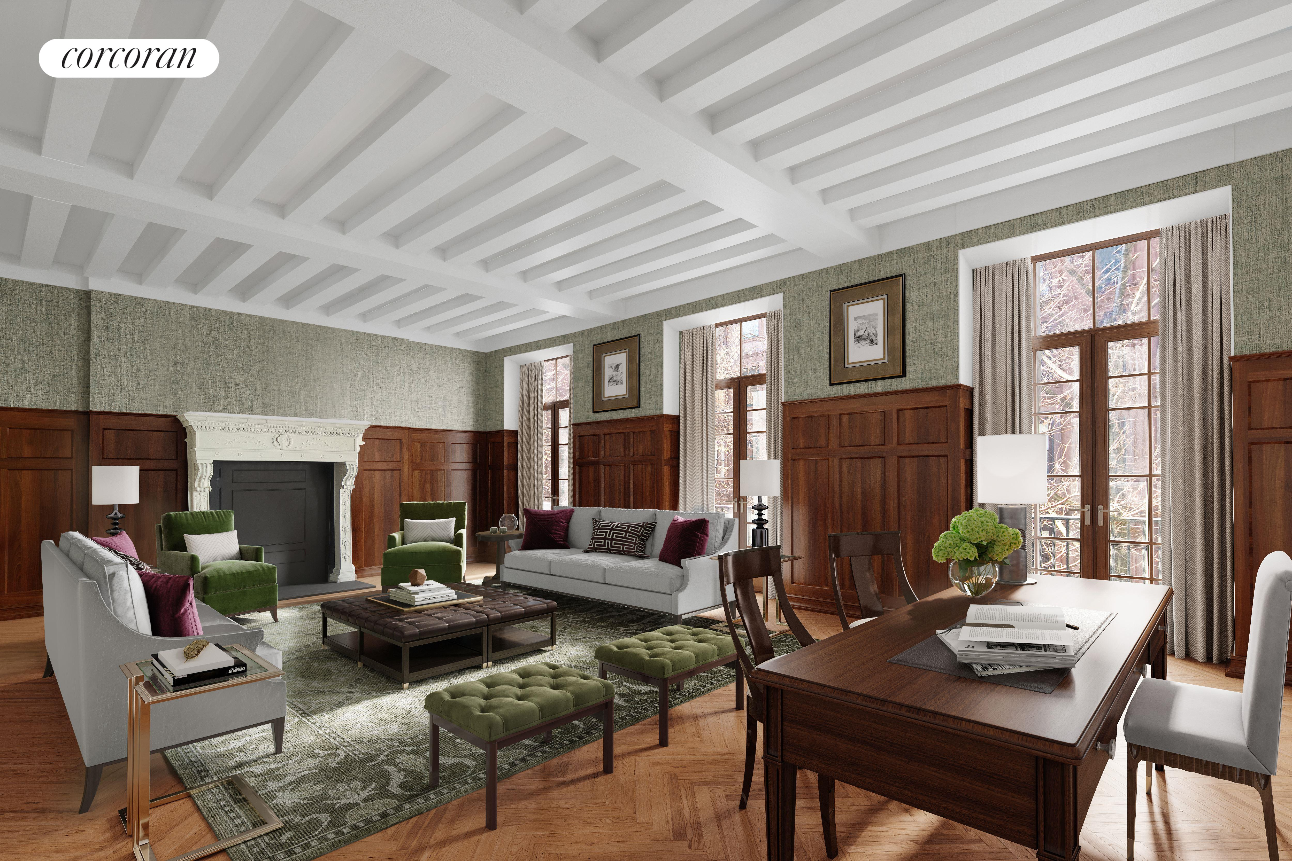 125 East 65th Street Interior Photo