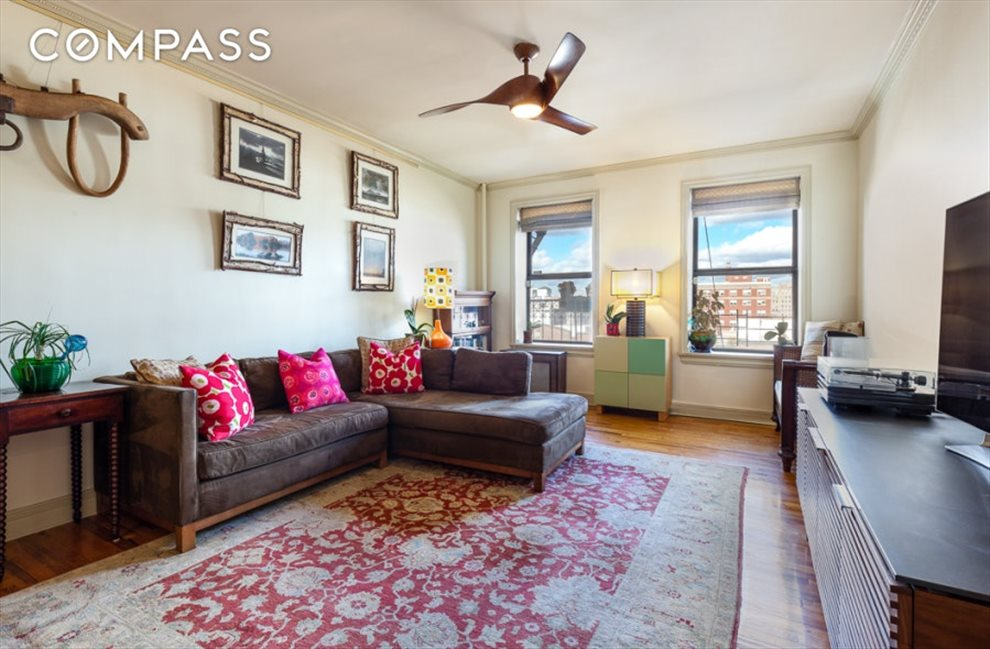 New York City Real Estate | View Eastern Parkway | room 16