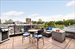 108 West 131st Street, Roof deck