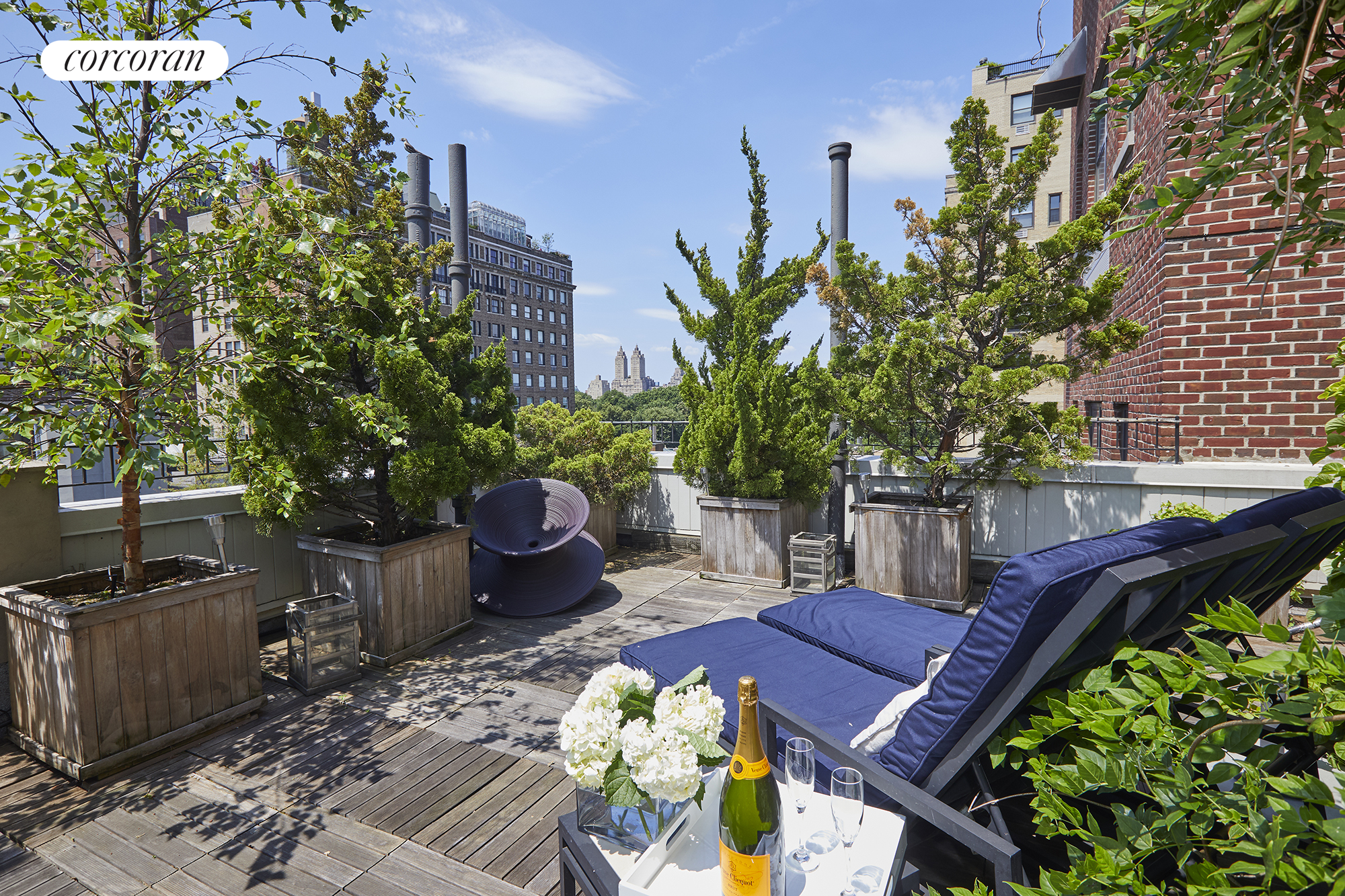 16 East 98th Street, PHA, Outdoor Space
