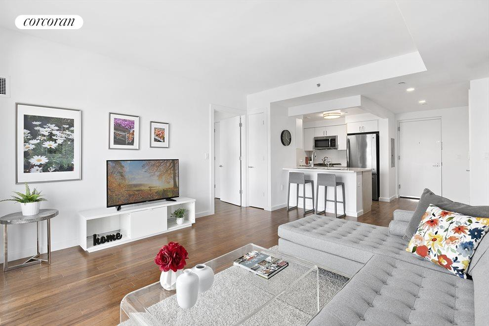 New York City Real Estate | View 1328 Fulton Street, #P204 | room 1