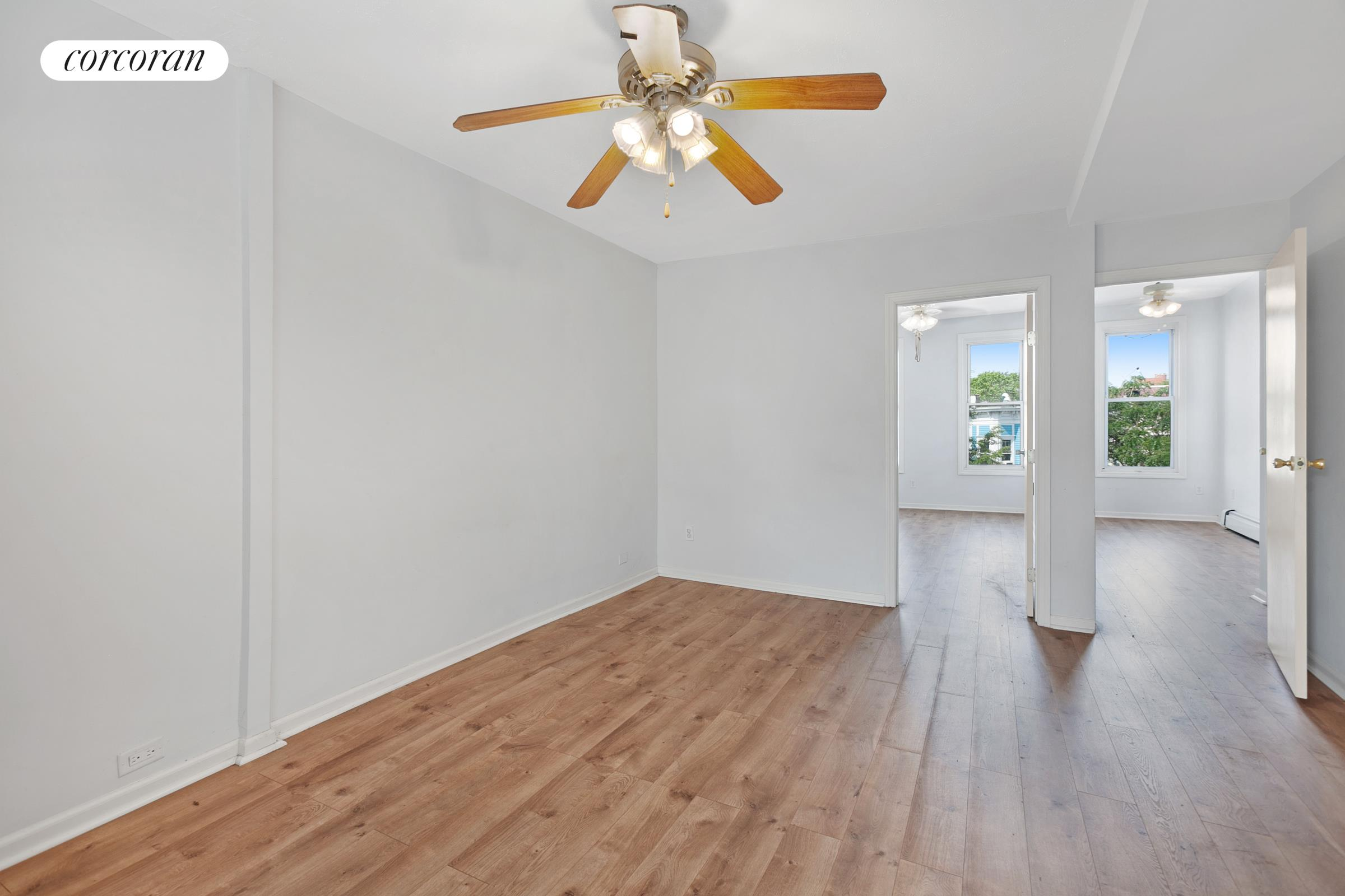 398 Prospect Avenue, 2A, Living Room