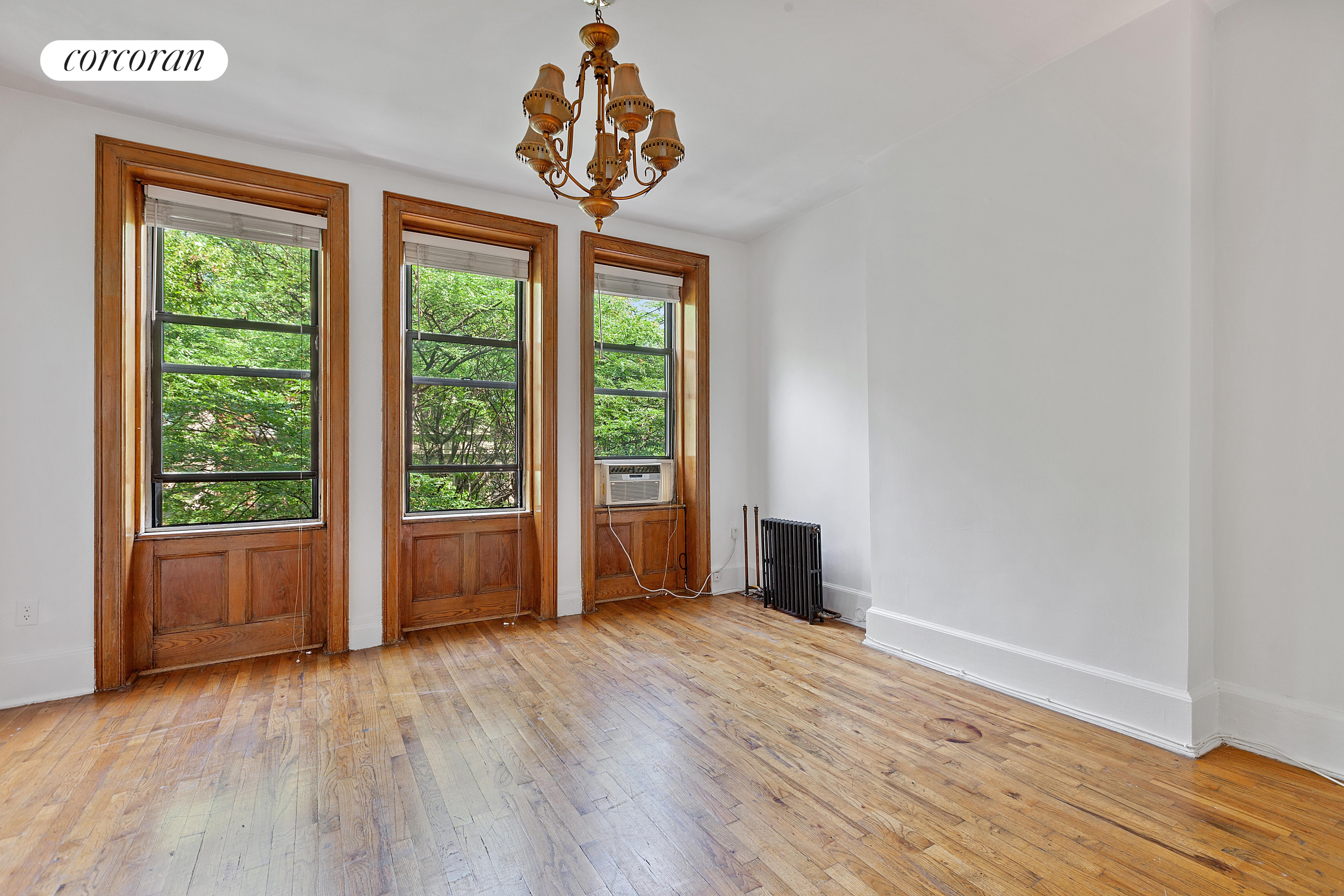 524 West 149th Street, 3, Living Room
