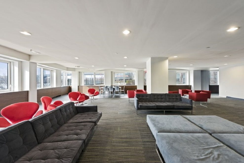 New York City Real Estate | View 440 Kent Avenue, #19D | Lounge