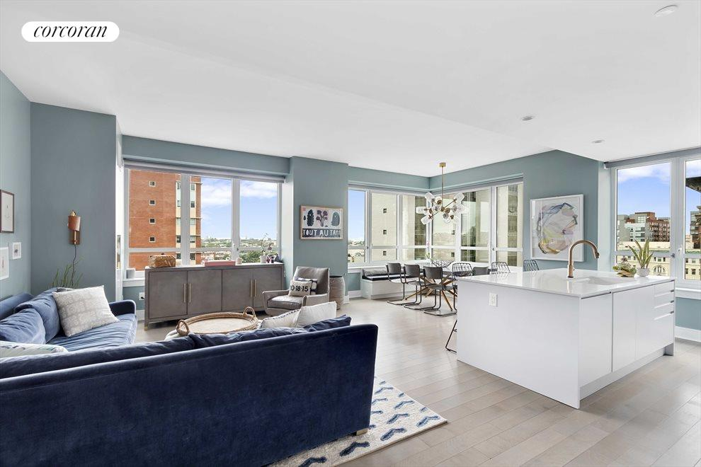 New York City Real Estate | View 265 State Street, #1002 | 3 Beds, 2 Baths